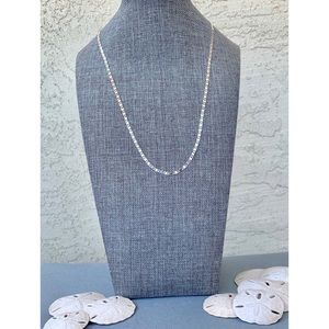 Jewelry - Mexican Crafts 925 Authentic Silver Chain